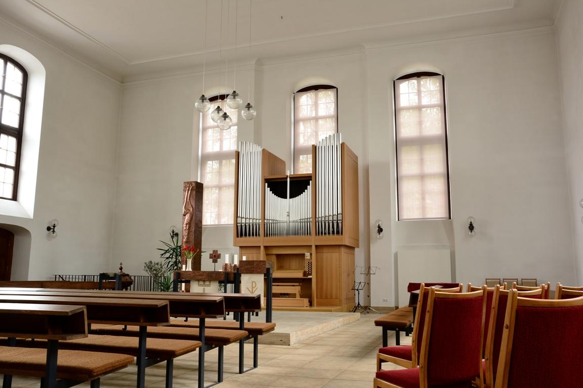 Matthäuskirche – unser Gemeindezentrum