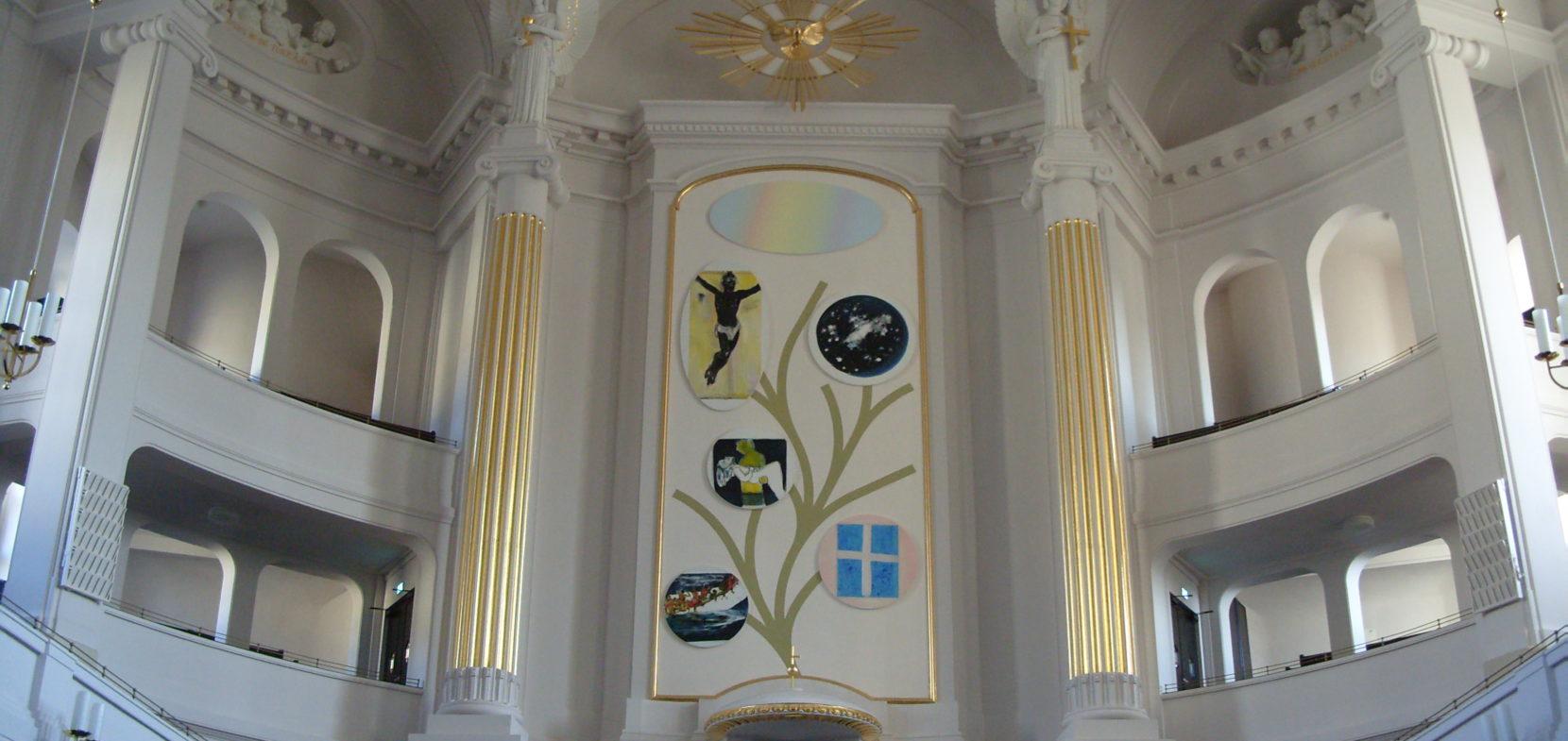 Annen Kirche Dresden